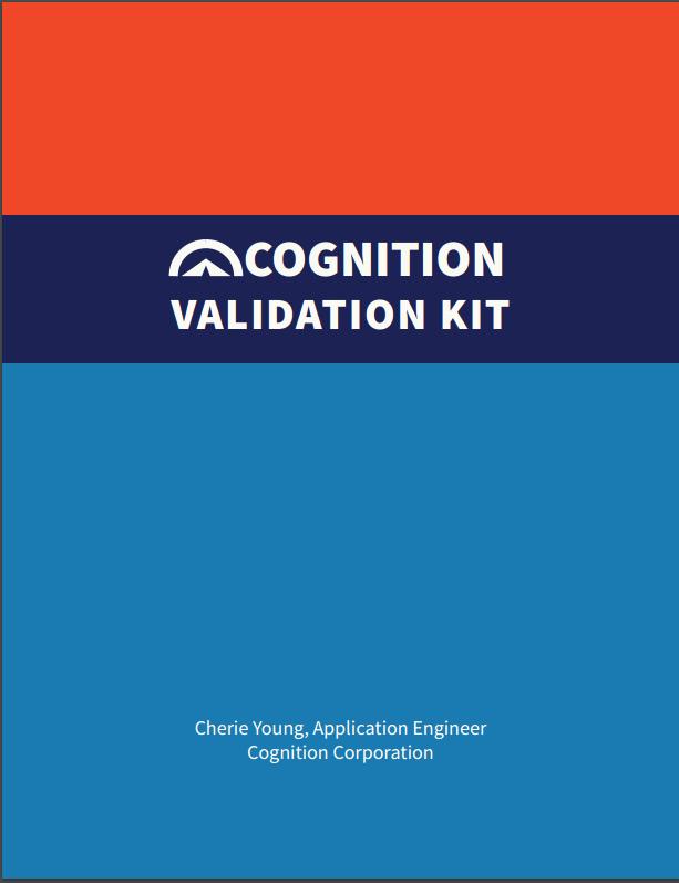 Cognition Validation Kit