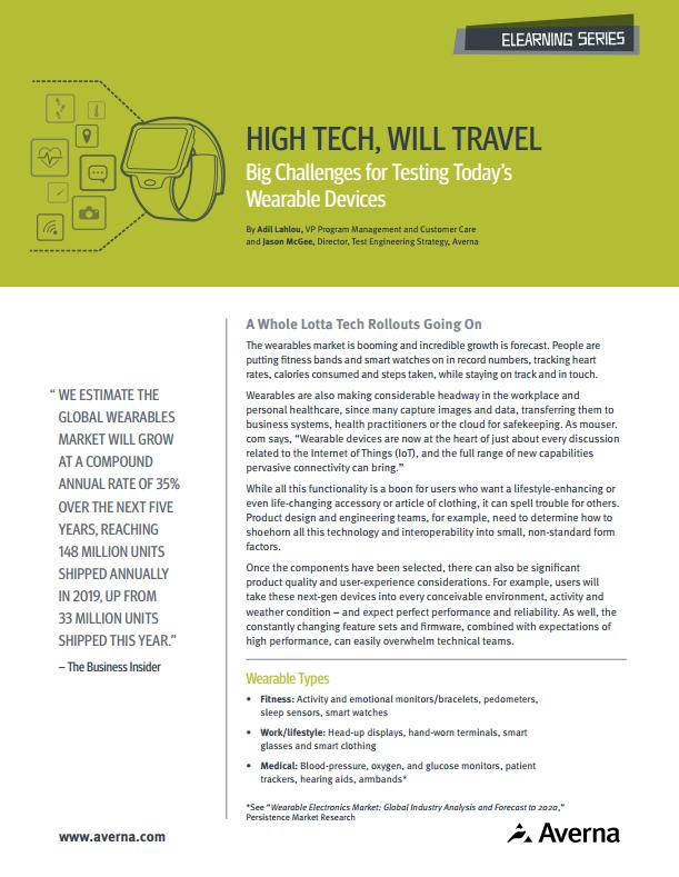 high tech, will travel