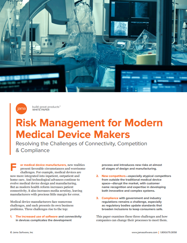 risk-managment-for-modern-medical-device-makers