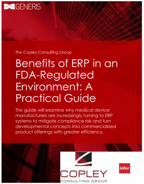 benefits-of-erp-in-and-fda-regulated-environment